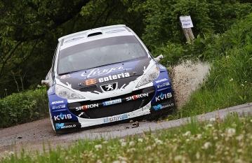 Impromat Rallysprint Kopná 2010 (Zapletal)