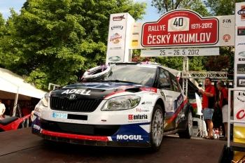 Rallye Český Krumlov 2012 (Josef Petrů)