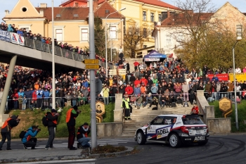 RallyShow Uherský Brod 10. 11. 2012 (Josef Petrů)