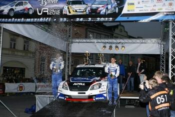 Bonver Valašská Rally 2012 (Josef Petrů)