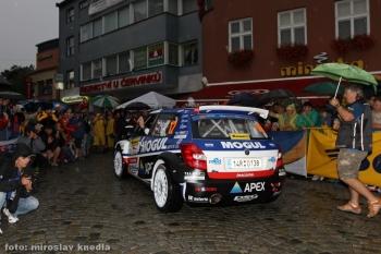 Barum Czech Rally Zlín 2010 (Bezděkovský a Knedla)