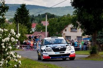 Rally Bohemia 2013 (Josef Petrů)