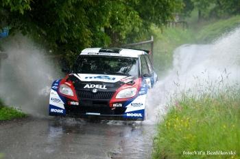 Rallye Český Krumlov 2011 (Vít Bezděkovský)