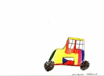 Akce dětí - obrázky / Cararena - Roman Kresta 15. 11. 2012