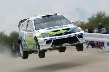 Japonská rally 2005