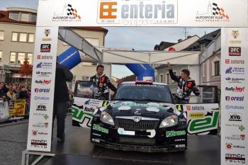 Enteria Rally Příbram 2013 (Josef Petrů)