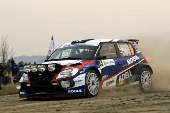 Bonver Valašská Rally 2011