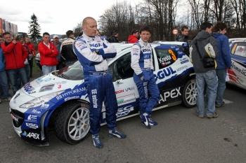 SHERON Valašská Rally 2010 (Knedla)