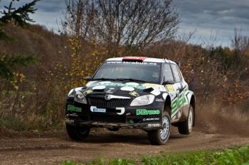 Waldviertel Rallye 2013 (Josef Petrů)